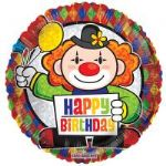 "CLOWN BALLOON 18"" 19699-18"